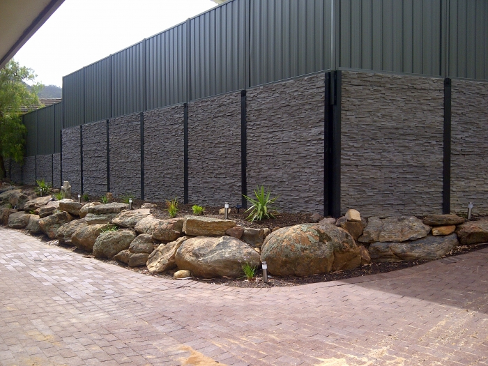Retaining walls retaining retaining walls retaining for Retaining wall contractors adelaide
